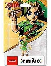 Amiibo - Link Majora's Mask The Legend Of Zelda
