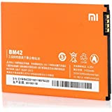 DEAL BEST Replacement Battery For Xiaomi Redmi Note BM-42 3100 mAh