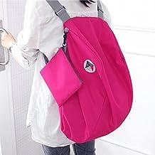 Folding Nylon Women Travel Bags Large Capacity Luggage Bags Backpacks Travel Bag