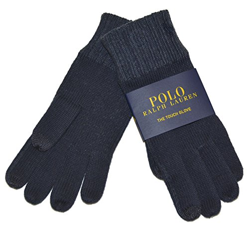 - Polo Ralph Lauren Men The Touch Glove (OS, Hunter Navy)