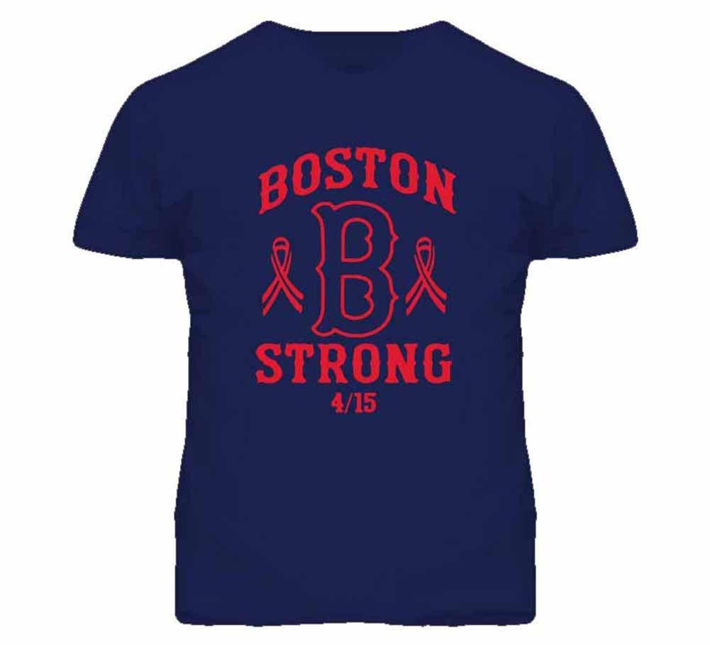 Tshirt Bandits S Boston B Strong Marathon T Shirt