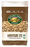 Nature's Path Organic Cereal, Heritage O's, 32 Ounce Bag (Pack of 6)