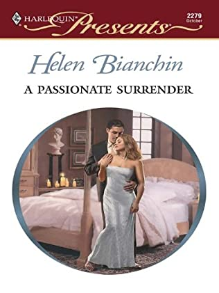 book cover of A Passionate Surrender