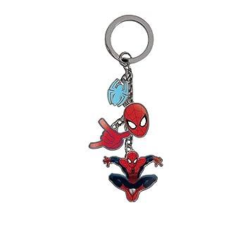 Llavero Spiderman Marvel: Amazon.es: Juguetes y juegos