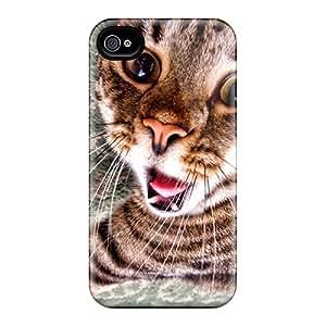 Excellent Design Animals Wonder Cat Cases Covers For Iphone 6plus