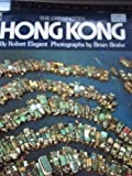 Front cover for the book The Great Cities: Hong Kong by Robert S. Elegant
