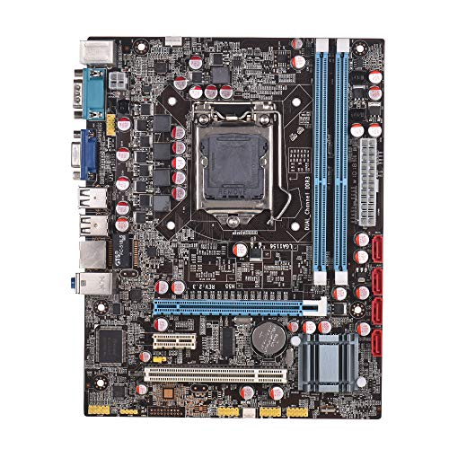 Docooler H55 Motherboard New LGA1156 DDR3 Supports for sale  Delivered anywhere in USA