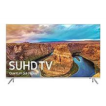 Samsung UN60KS8000 / UN60KS800D 60-Inch 4K SUHD Smart LED TV (2016 Model) (Certified Refurbished)