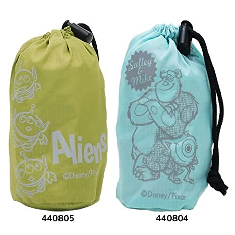 Amazon com : JP PRODUCTS Monsters, Inc  Adult Compact Tote