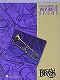 Intermediate Trombone Solos Book Only Canadian Brass