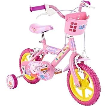 Peppa Pig 12 Inch Kids Bike Sports Outdoors