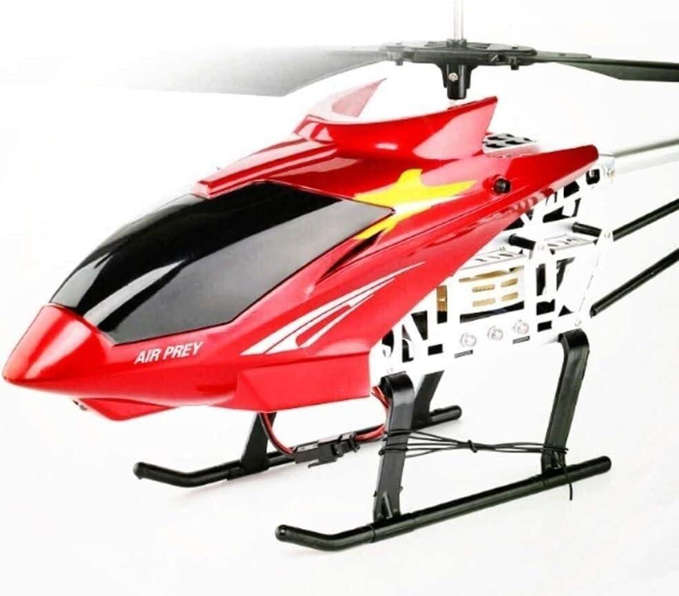 AXWT Ampliación de radio control remoto helicóptero de control de carga eléctrica de otoño resistente aviones no tripulados Avión niños al aire libre Juegos de construcción adultos entre padres e hijo