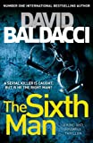 Front cover for the book The Sixth Man by David Baldacci