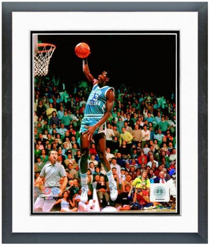 - Michael Jordan UNC Tarheels Action Photo 12.5