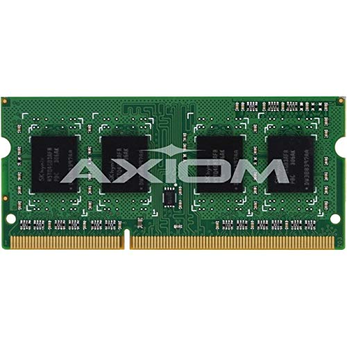 H6Y75AA-AX Axiom Memory Solution44;lc Axiom 4gb Ddr3l-1600 Low Voltage Sodimm from AXIOM MEMORY SOLUTION,LC