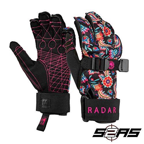 Radar Lyric Inside-Out Waterski Glove Black (M)
