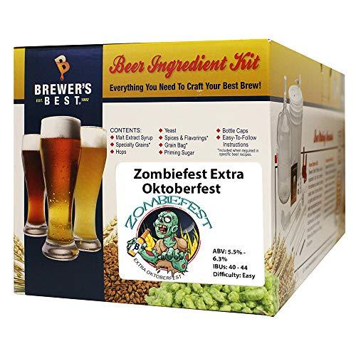 Brewer's Best Zombiefest Extra Oktoberfest Ingredient Kit - 5 Gallon]()