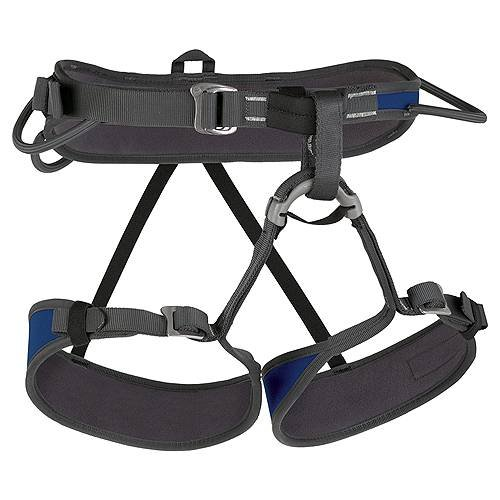 Mammut Mirage Climbing Harness (Large / Blue)