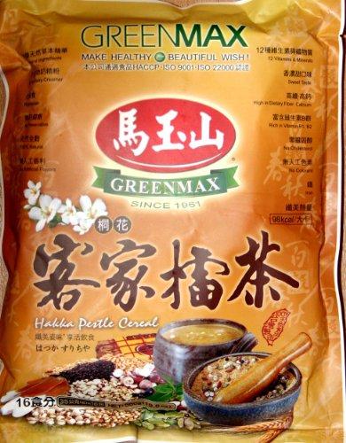 GREENMAX Hakka Pestle Cereal, 17.2 Ounce