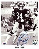 "Walter Payton Autographed 8x10 Photo Chicago Bears""Sweetness"" PSA/DNA Stock #76028"