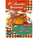 20 RECETAS GOURMET - FLANES TRADICIONALES (Colección Mi Recetario) (Spanish Edition