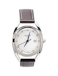 Longines Equestrian Women's Watch Diamonds Mop Dial Sapphire Quartz L61374872