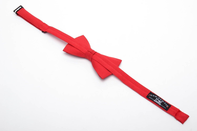 Papillon D autore hecha a mano corbata a mariposa original de tela ...