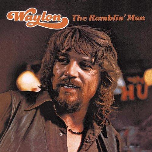 CD : Waylon Jennings - Ramblin\' Man (CD)