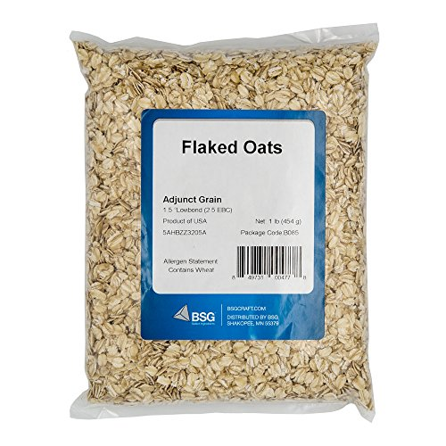 Flaked Oats 1 lb Bag for sale  Delivered anywhere in Canada