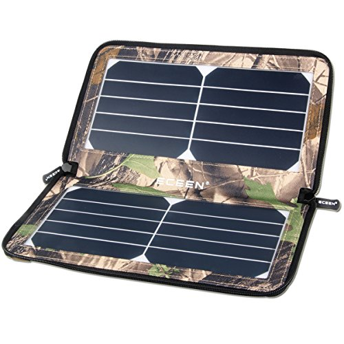 14 Best Portable Solar Chargers 2019 (Hiking | Camping