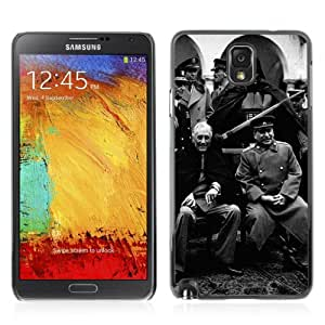 YOYOSHOP [Darth Vader Back In Time] Samsung Galaxy Note 3 Case