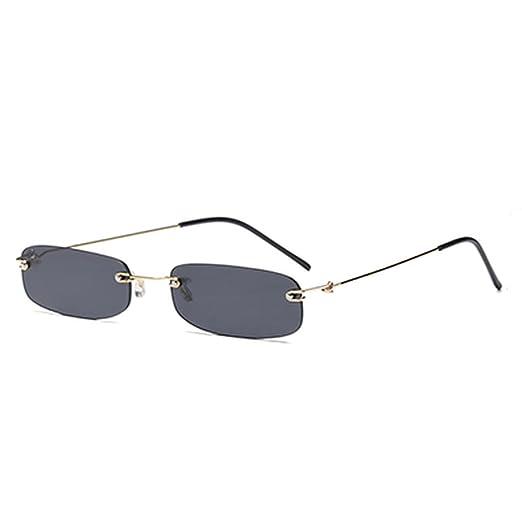 Amazon.com: Vintage Small Square Sunglasses Women Sexy ...
