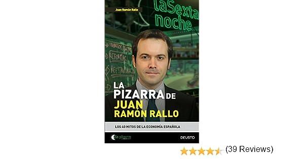La pizarra de Juan Ramón Rallo: Los 40 mitos de la economía ...