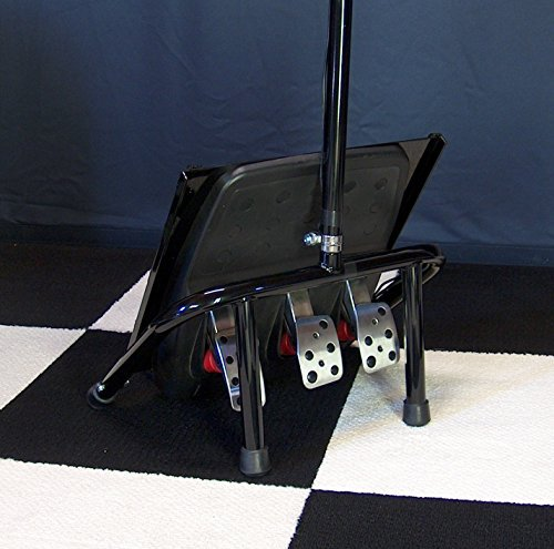 XL21D Big Boy Stand w/XL60R shifter adapter for Thrustmaster
