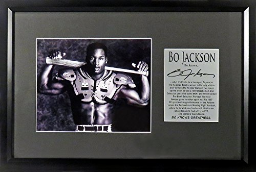 - Oakland Raiders KC Royals Bo Jackson