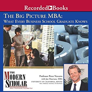 Big Picture MBA Vortrag