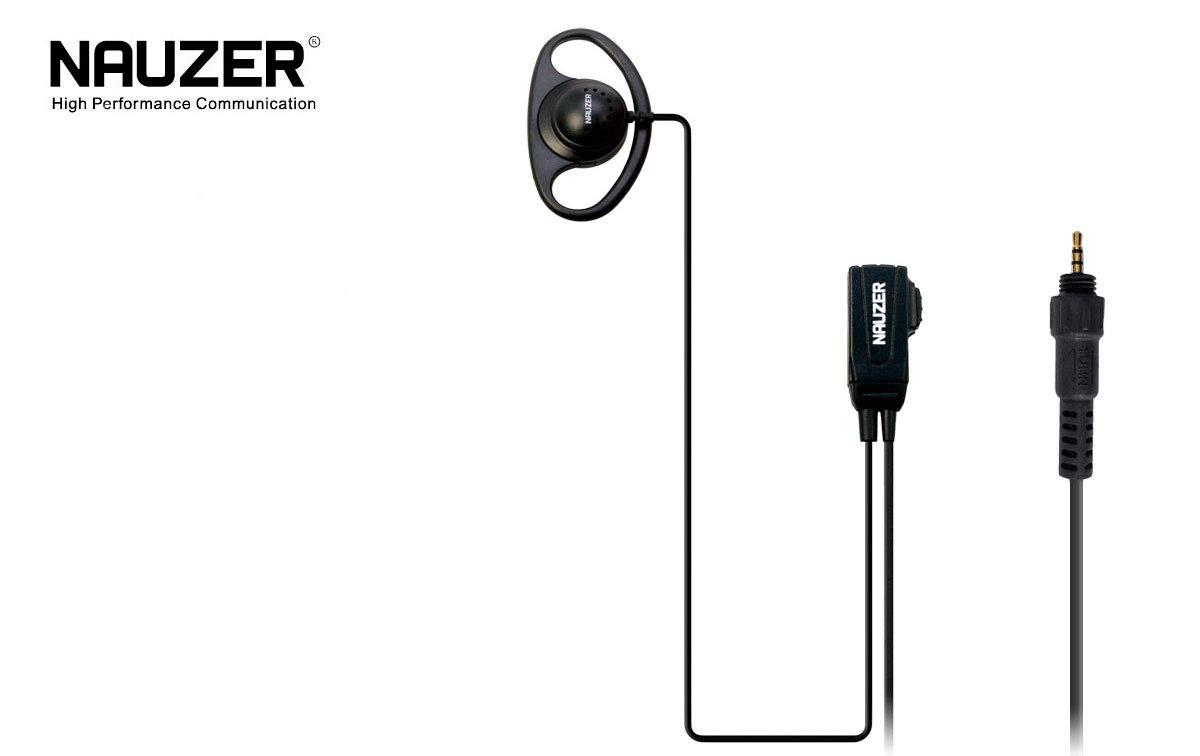PIN77CLP NAUZER Micro-Auricular Profesional de orejera Cerrada ...