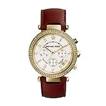 Michael Kors Women's MK2249 Parker Brown Watch
