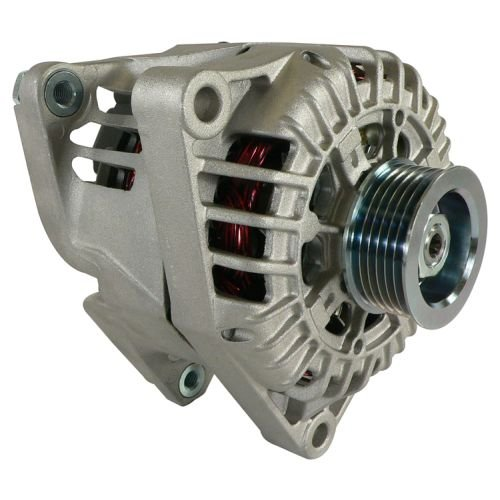 DB Electrical AVA0006 Alternator For 3.0 3.0L Saturn Vue 02 03 2002 2003 /General Motors 22660217, 22683071, 22710858 ()