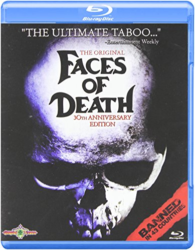 The Original Faces of Death: 30th Anniversary Edition [Blu-ray]