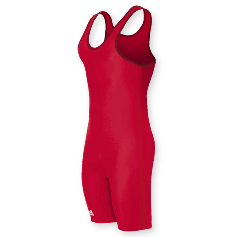 Adidas aS101s Mens Wrestling Singlet by adidas