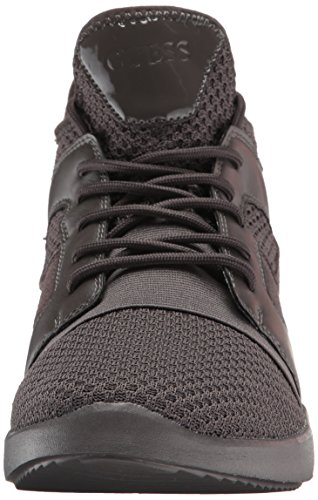 Guess Mens Caleb Sneaker Gray