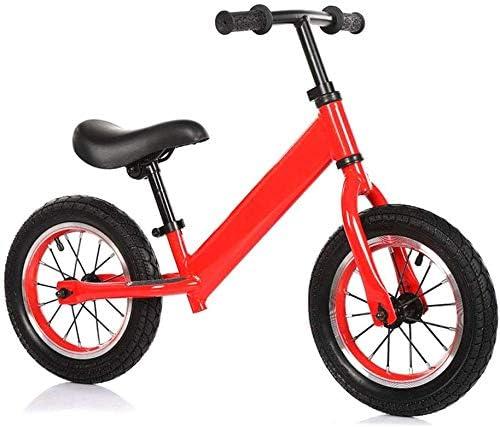 Oanzryybz Niños Bicicleta de Equilibrio, correderas de ...