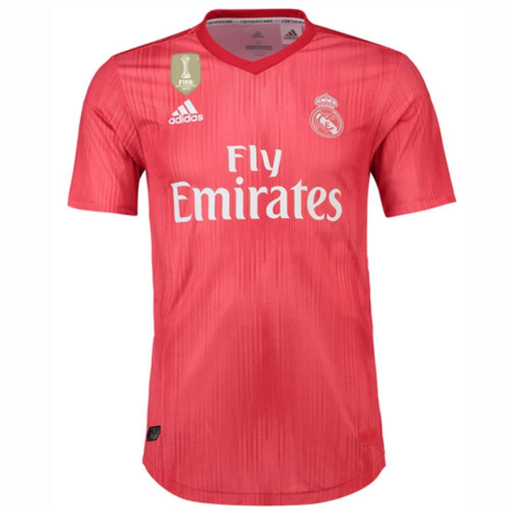 Real Madrid Third Jersey 2018/19 - Authentic Adidas