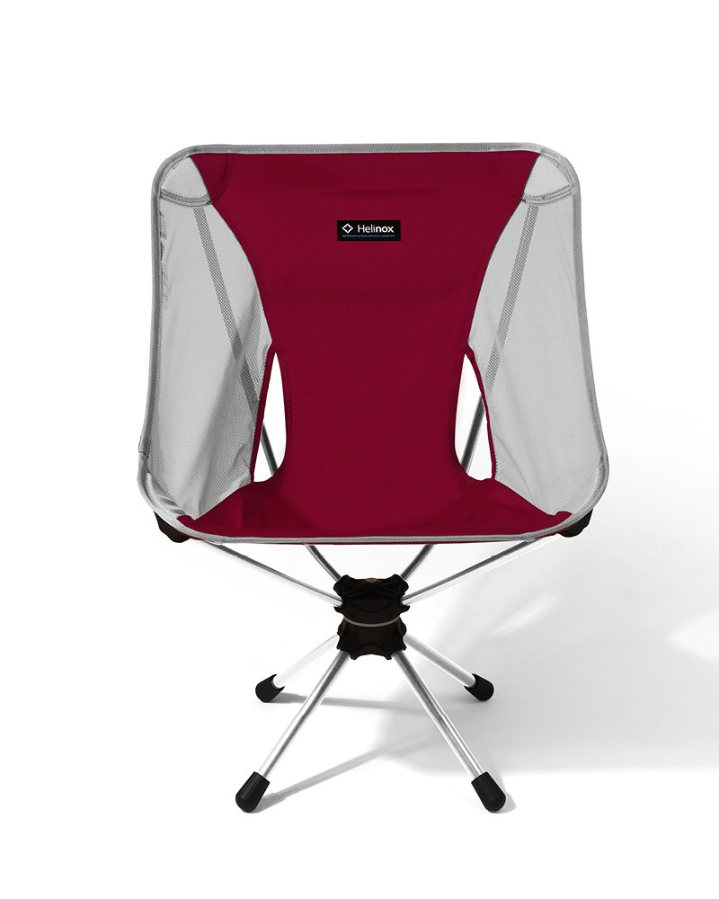 回転椅子 B076533TYB  Rhubarb Red NA