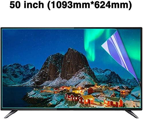 DPLQX 50 Pulgadas de Pantalla Anti-Blue Light TV Protector, Ultra ...