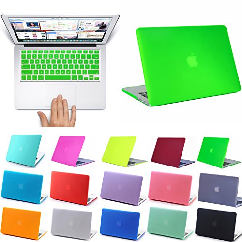 Coosbo - Fashion Hard Case Protective Cover + Keyboard skin for Apple Mac Macbook 13.3