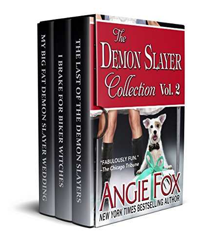 (Accidental Demon Slayer Boxed Set Vol 2 (Books 4, 4.5,)