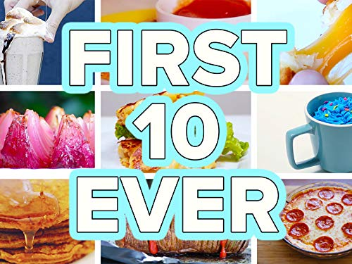 - Tasty's First Ten Recipes Ever