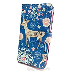 SE5 Samsung Galaxy S3 I9300 PU Leather Wallet Card Phone Flip Case Cover